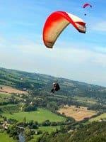 Idées séjours Parapente en Suisse Normande